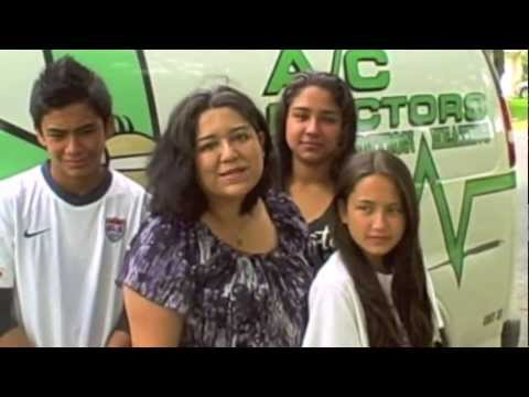 &quot;A/C Doctors-San Antonio A/C and Heating Company-Testimonial 3&quot;