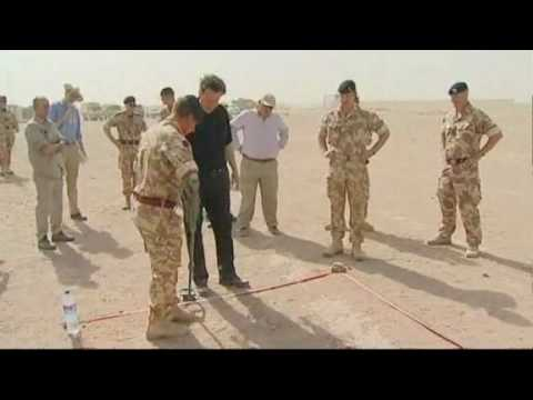 David Cameron in Afghanistan: Britain reaffirms support for Afghanistan