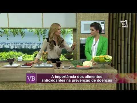 Você Bonita - A importância dos alimentos antioxidantes na prevenção de doenças (30/07/14)