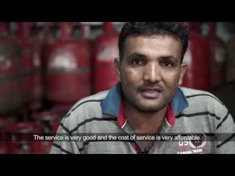TATA 407 : Venkatesh shares his experience