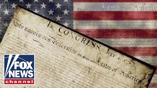 Taking a deep dive into the Declaration of Independence