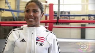 #ClutchTime Kiria Tapia   Boxing TeamPUR
