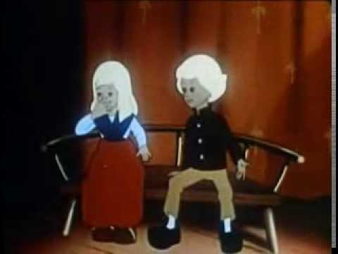 The Snow Queen (Animation, 1957, Original English Dub)