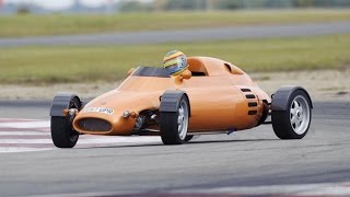 GT6 : Featherweight Flyers Ep.10 [FINALE] - Light Car Company Rocket