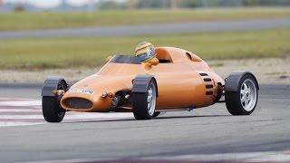 Gran Turismo 6 - Light Car Company Rocket REVIEW