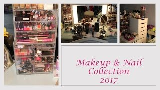 Makeup & Nail Collection 2017