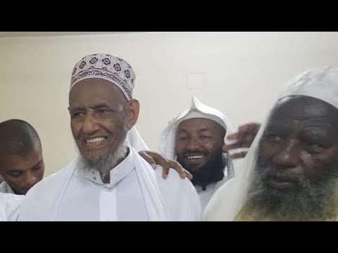Grand Mufti Haji Umer Edris's message