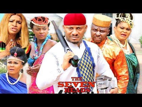 Seven Heads Season 8  - Yul Edochie|2019 Latest Nigerian Nollywood Movie thumbnail