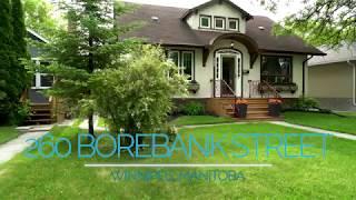 House For Sale - 260 Borebank Street, Winnipeg, Manitoba