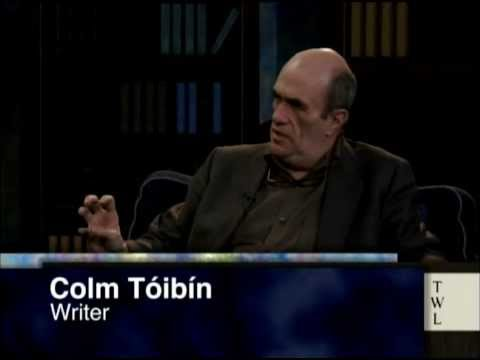 Colm Tibin on a novelist's instinct