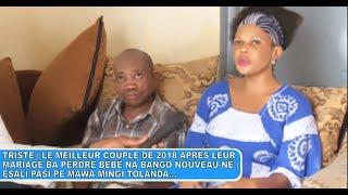 TRISTE | LE MEILLEUR COUPLE DE 2018 APRÈS LEUR MARIAGE BA PERDRE BÉBÉ NA BANGO NOUVEAU-NÉ | PASI