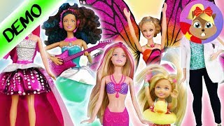 Búp bê Barbie tiếng Đức | những búp bê Barbie độc và lạ | Video búp bê Barbie