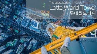 Lotte World Tower (555 meters)