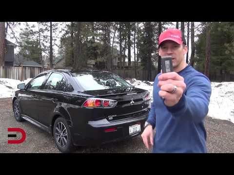 Review: 2016 Mitsubishi Lancer on Everyman Driver