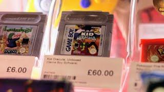 Found Some RARE Retro Video Games