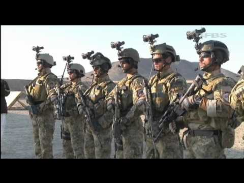 Afghan Special Forces sharpen skills 12.01.11