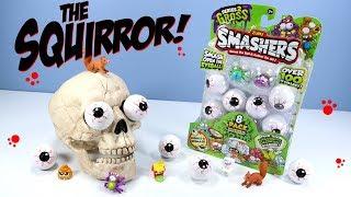 SMASHERS Series 2 Gross Eyeballs Throw Smash Surprise! Zuru