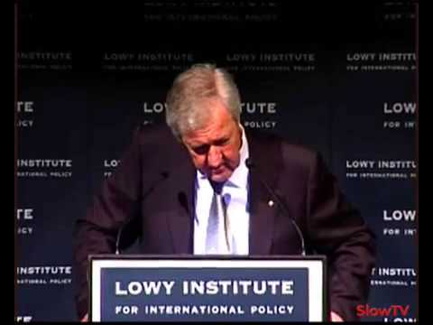 Ian Macfarlane (p2): Australia and the international financial crisis (Lowy Institute)