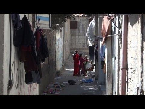 Palestinian refugees bemoan UN Gaza food aid cut