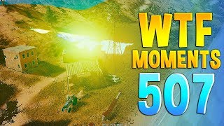 PUBG Daily Funny WTF Moments Highlights Ep 507