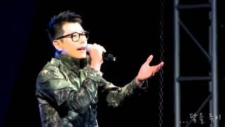 LIVE 120508 Park Hyo Shin - I Love You
