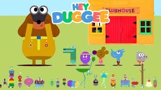 Hey Duggee The Exploring Badge Hey Duggee Kids Cartoon Hey Duggee Bird Watching