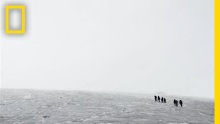 Haunting Words from One of the Most Daring Antarctic Adventures of All Time   Short Film Showcase