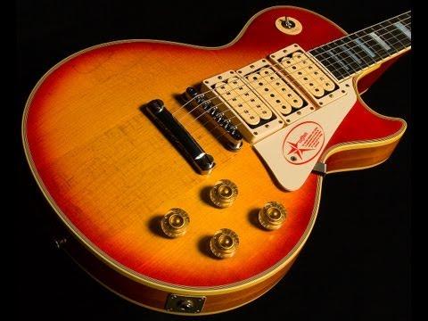 SOLD• Gibson Custom Shop Ace Frehley