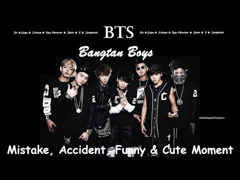 Part 123: Kpop Mistake & Accident [bts Only.] video