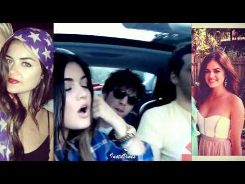 Lucy Hale Instagram Videos Compilation / Lucy Hale Vine Compilation