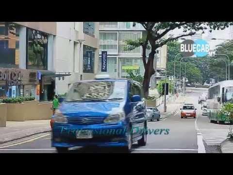 Blue Cab Malaysia Radio Hotline Taxi Cabs