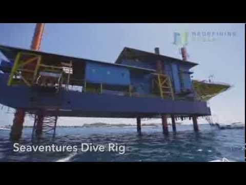 Seaventures Dive Rig (Redefining Travel, 2013)