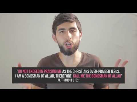 Jesus v Muhammad! || Peace Be Upon Them BOTH || Muslim Response || Misconceptions