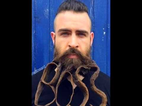 As barbas mais estranhas do mundo http://www.cantinhojutavares.com