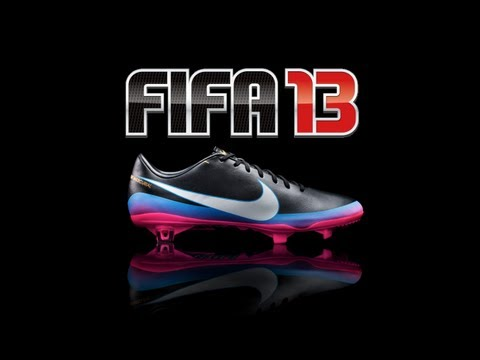 Cristiano Ronaldo / new boots: Nike Mercurial Vapor 8 /FIFA 13 [Vorstellung]