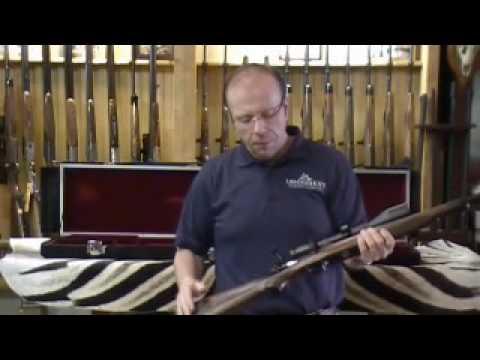"Dallas Safari Club 2010 ""President's Rifle"" by Hendershot's Sporting Goods"