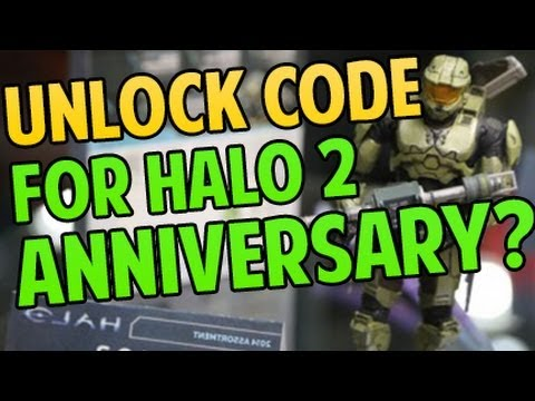 Halo 2 Anniversary - Unlock Code For Halo 2 Remake?
