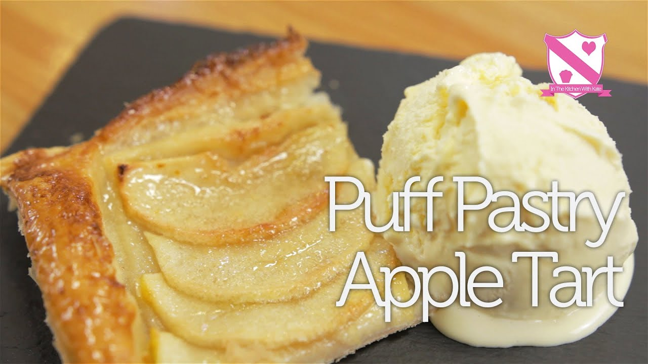 puff pastry puff pastry apple tarts glazed puff pastry apple tarts ...