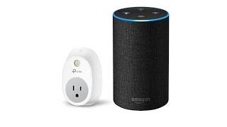 Amazon Echo 2nd Generation Voice Command Smart Speaker w...