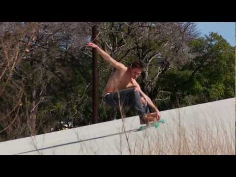 Texas Sessions Longboarding pt.2