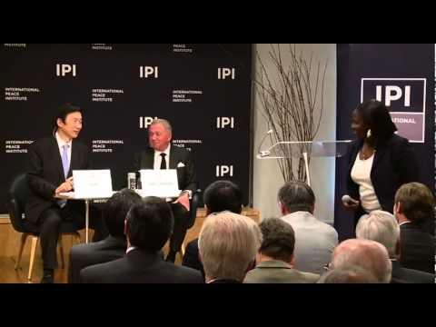 The Korean Peninsula and Peaceful Reunification Diplomacy