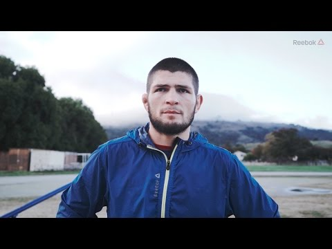 День с бойцом. Хабиб Нурмагомедов / A Day with a Fighter. Khabib Nurmagomedov
