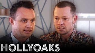 Hollyoaks: Kyle confronts James