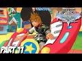 Kingdom Hearts Birth By Sleep Final Mix Part 11 (Ventus) - Ice Cream Beat & Treasures - PS3