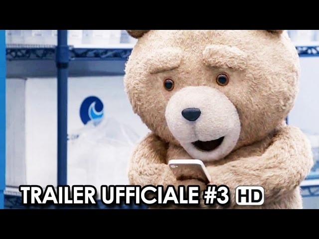 Ted 2 Trailer Ufficiale Italiano #3 (2015) - Seth MacFarlane, Mark Wahlberg HD