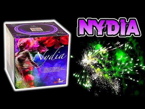 NYDIA BATTERIE | PYROLAND | Silvester2k