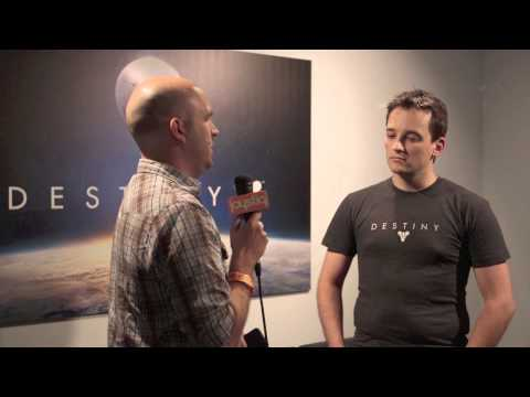 Destiny Interview with Bungie Engineering Lead Chris Butcher