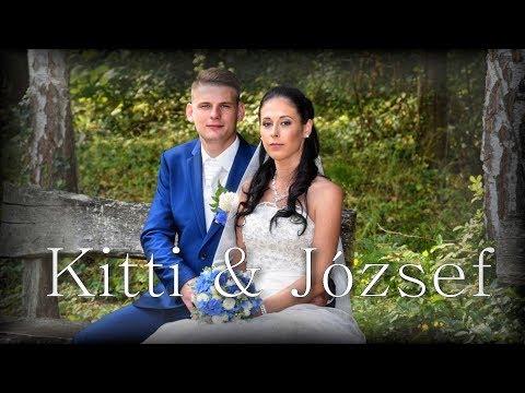 Kitti és József Esküvői Videó 2019