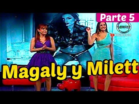 MAGALY Y MILETT FIGUEROA ENTREVISTA Parte 05 - 27/09/14