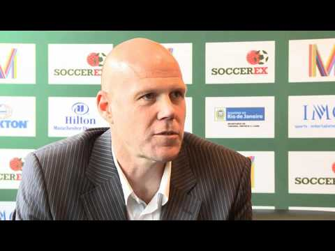 Soccerex European Forum - Brad Friedel, Aston Villa